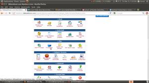 Tampilan web hosting gratisan 000webhost.com